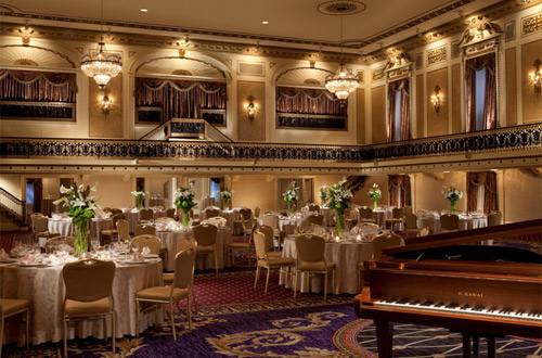 Madison Square Garden: The Roosevelt Hotel, New York City