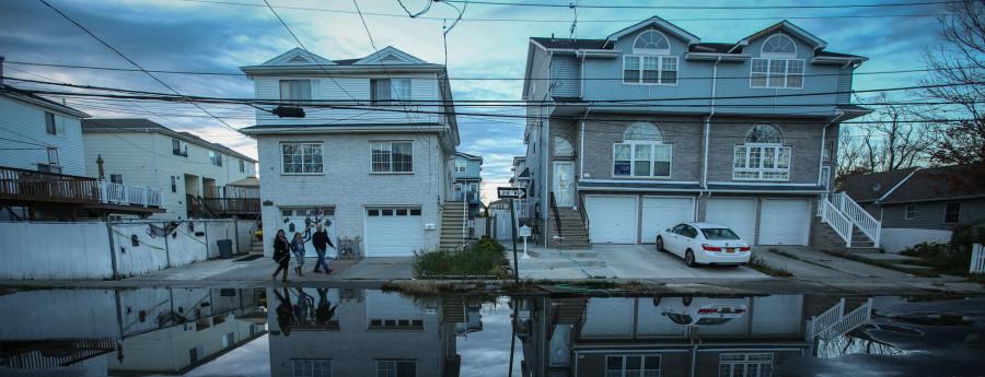 Second anniversary of Hurricane Sandy