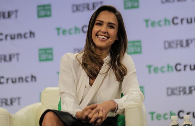 Jessica Alba of The Honest Company