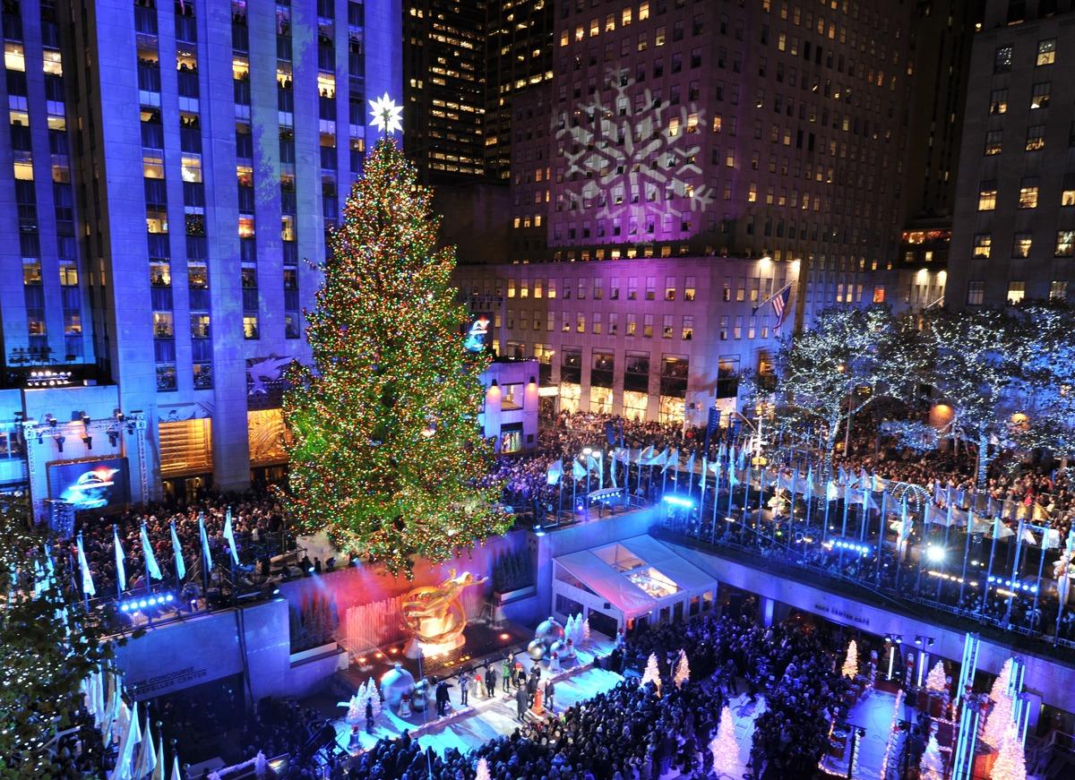 Christmas Tree Manhattan